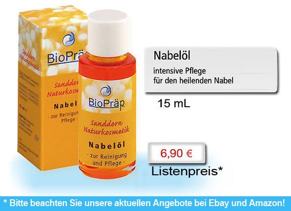 Nabel Bauchnabel Nabelöl