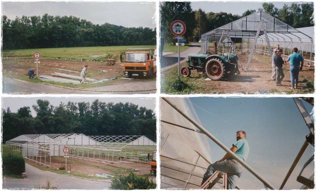 1996 - Alle arbeiten - Der Chefkümmert sich ums Wetter