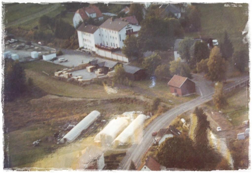 1992 - Das Gelände der Gärtnerei