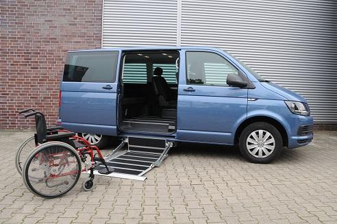Kassettenlift K70 - Kfz Umbau VW T6