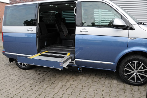 Kassettenlift K90 Active - Kfz Umbau VW T6
