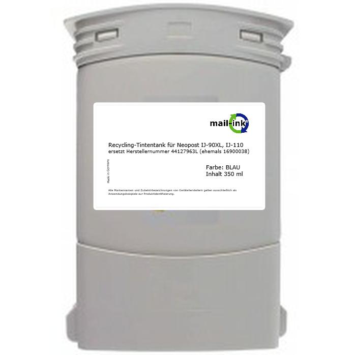 recycelter Tintentank für Neopost IJ-90xl, IJ-110