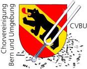 Logo Chorvereinigung Bern und Umgebung CVBU