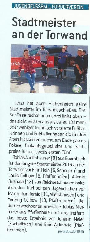 PAF und DU - Das Bürgermagazin 11/2016