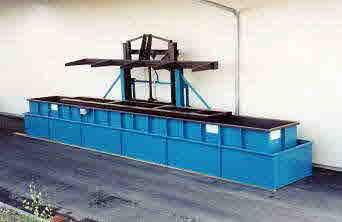 5 - 16,50 m Länge / 8,5 Tonnen Hubkraft