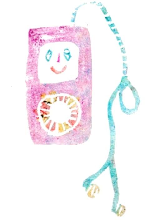 押印 ipod