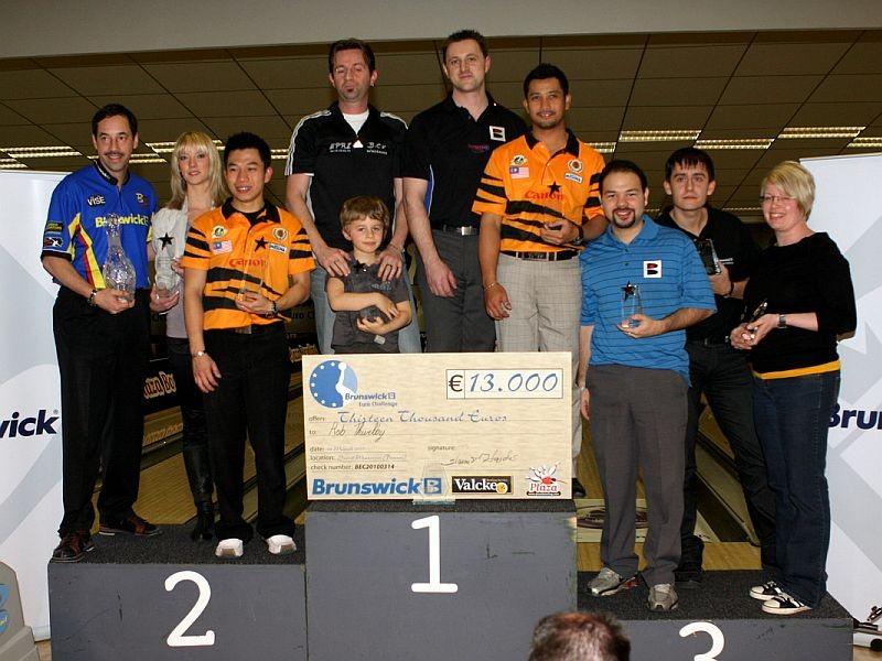 14/03/10 : 1e place à Saint-Maximin au classement B-Bowlers (Laurent CARON)