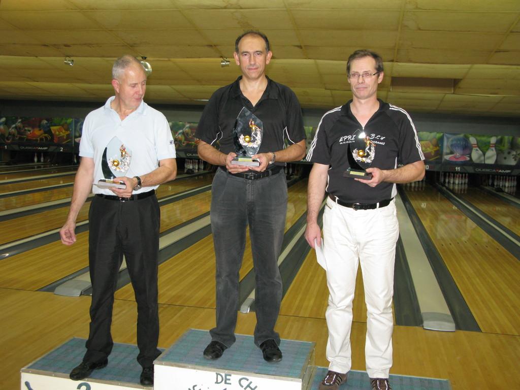 25/10/09 : 3e place pour Patrick BROUTIN à Chartres