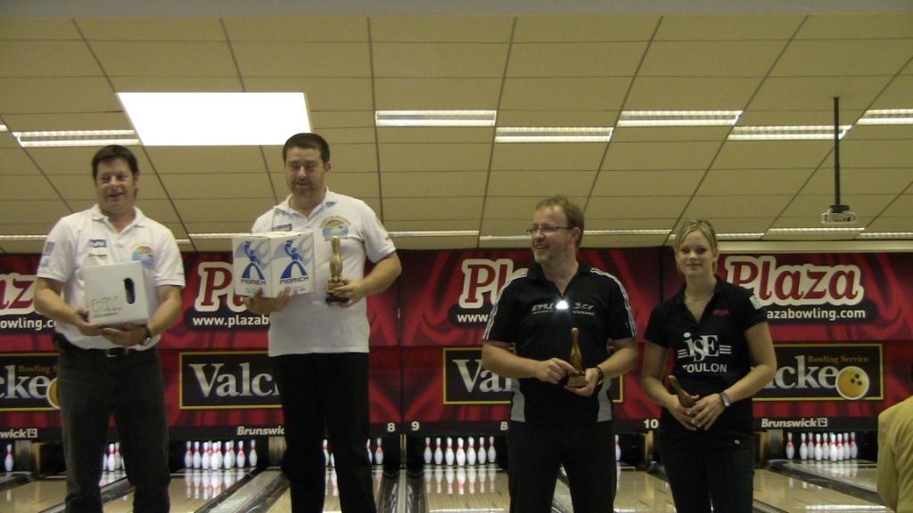 12/09/10 : 3e place Finale Handicap à  Saint-Maximin (Christian MOSMANT)