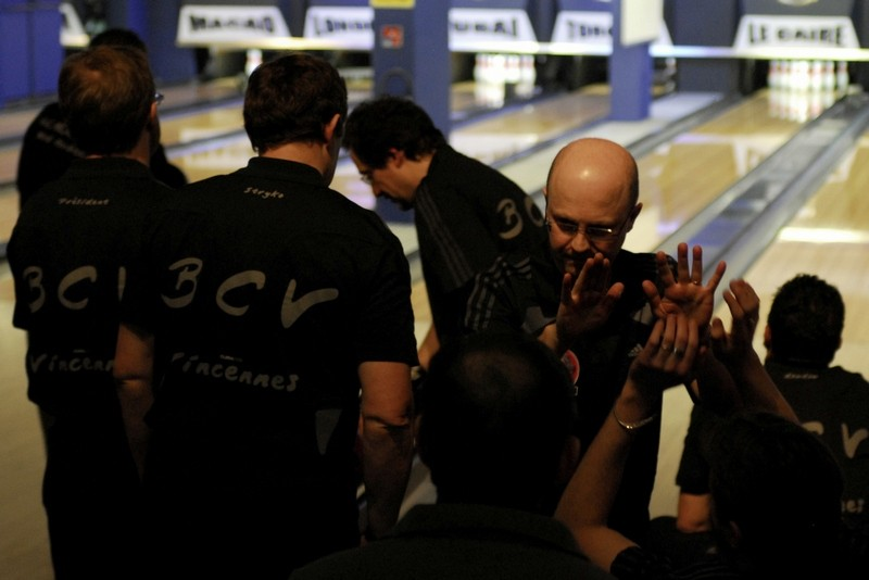 12/02/2011 : Marc SALZER partage avec l'équipe