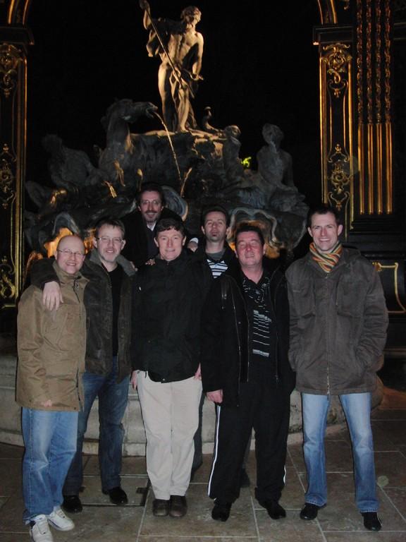 11/02/2011 : Visite place Stanislas à Nancy