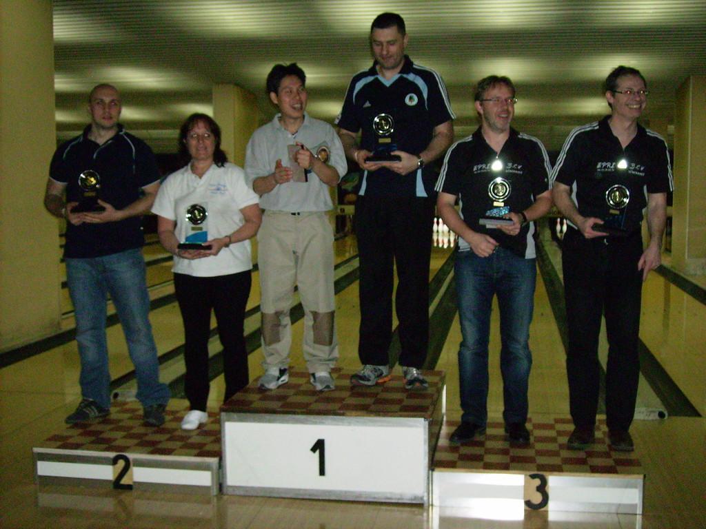 14/03/10 : 3e place à Paris La Chapelle (Christian MOSMANT et Patrick BROUTIN)
