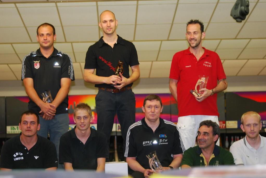 18/07/10 : 4e place à La Rochelle (Yves STROBBE)
