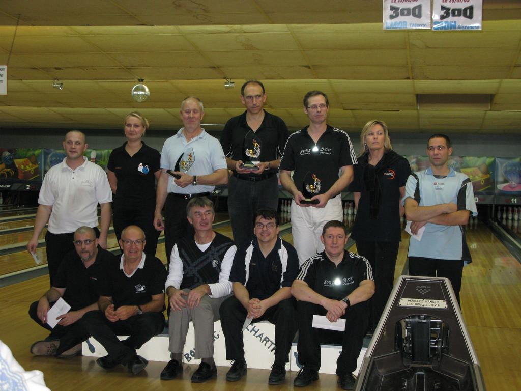 25/10/09 : 3e place pour Patrick BROUTIN et 11e place pour Yves STROBBE à Chartres
