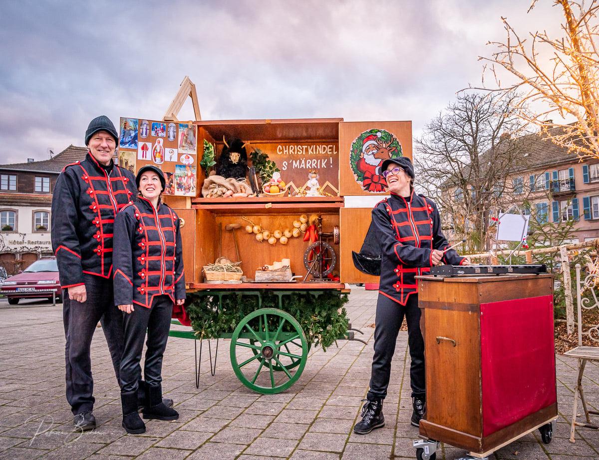 Le Petit Musée de Noël