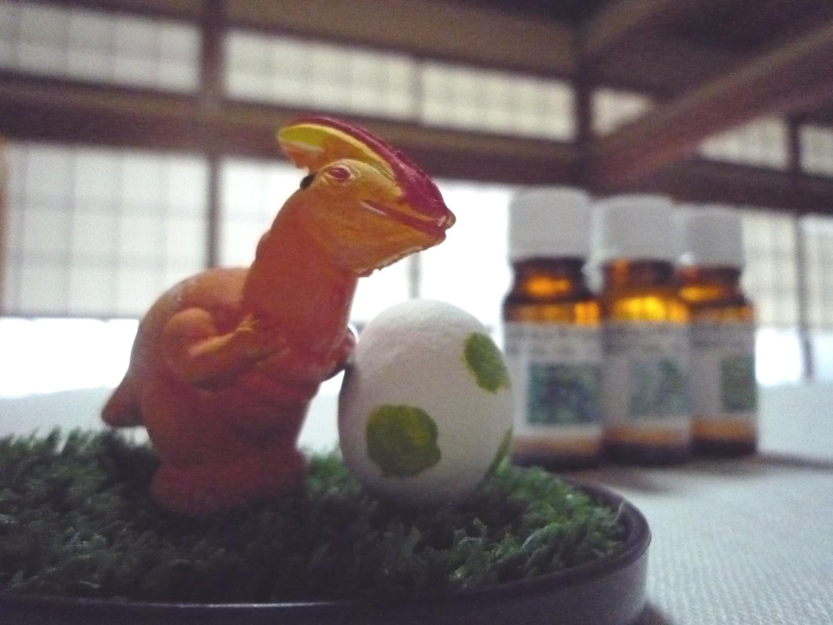 恐竜アロマストーン