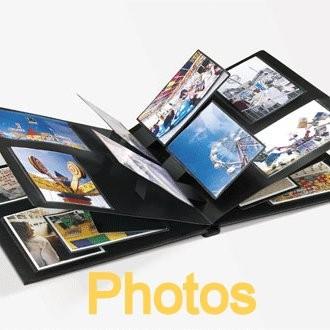 Les Derniers Albums photos