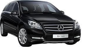 Mercedes class R