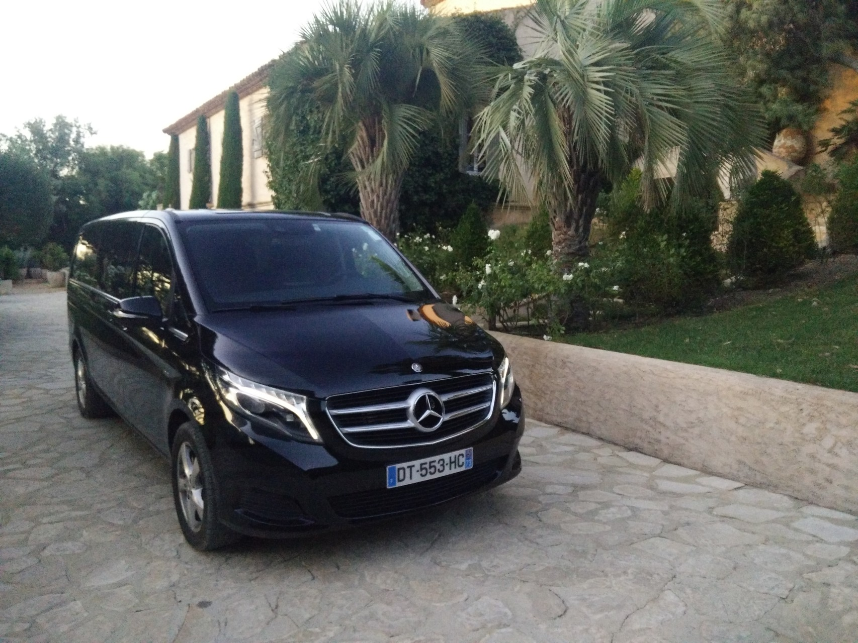 Mercedes classe V extra long 4 matic
