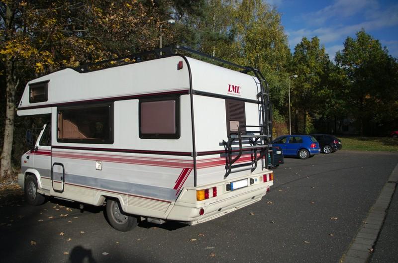 alkoven wohnmobil lmc liberty 5600 mobile caravan. Black Bedroom Furniture Sets. Home Design Ideas