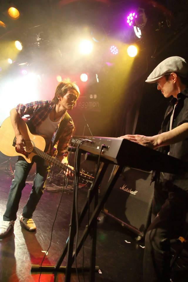 Venue: Eggman, Shibuya/Date: May 10, 2015