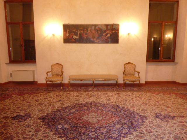 Immagine Salone rappresentanza palazzetto Cividale del Friuli