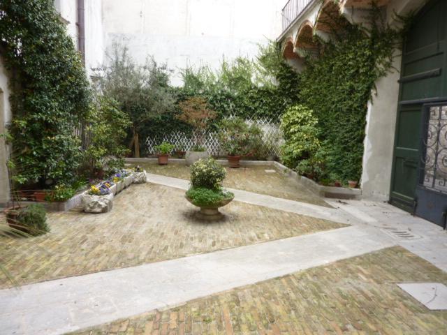 Immagine corte palazzetto Cividale del Friuli
