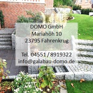 Domo GmbH Garten- und Landschaftsbau