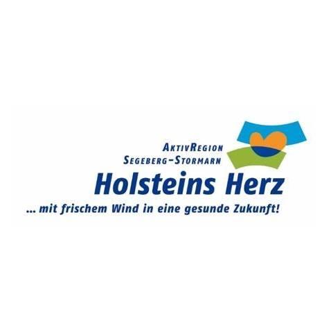 Logo Holsteins Herz - AktivRegion Segeberg-Storman