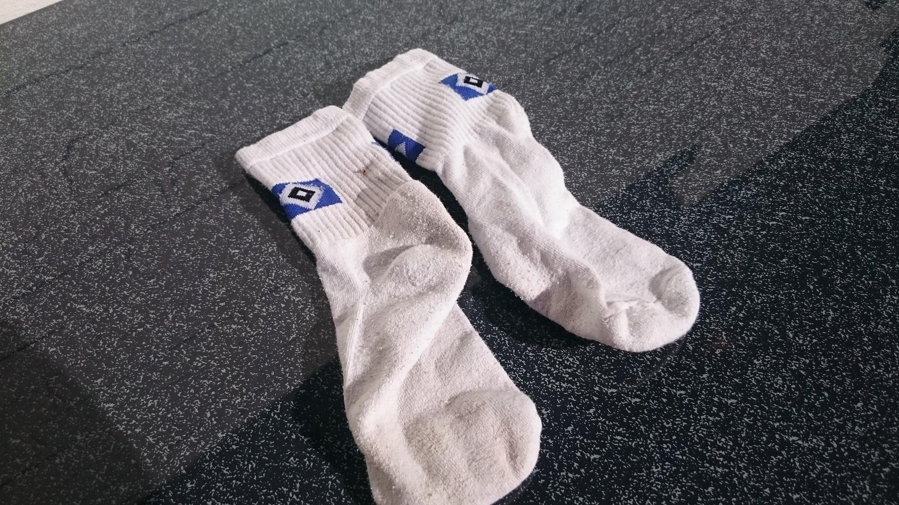2 x Socken mit HSV-Logo