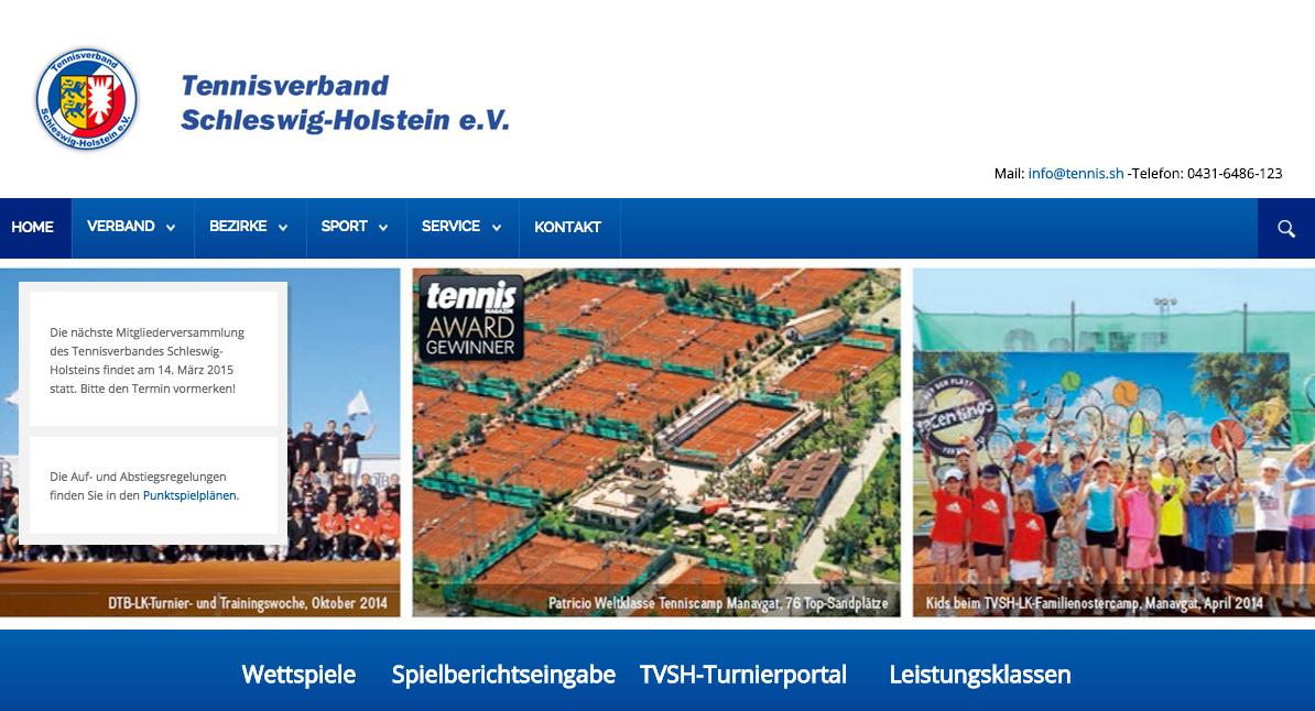 Punktspiele Tennisverband Schleswig Holstein