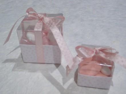 Tessuto e scatole