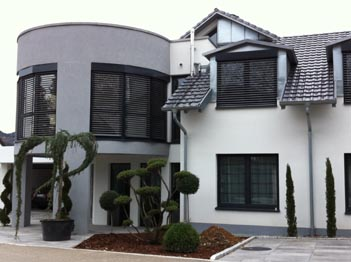 Wohnungsbau - Architektur Erik Lorenz  Merzhausen  Freiburg