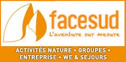 FaceSud - Activités nature en sud Ardèche
