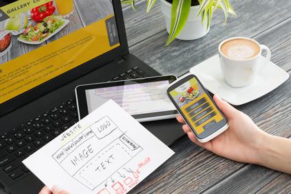 Für Ihren optimalen Web-Auftritt. Web-Design nach Maß: Professionell, innovativ, zielorientiert,  unkompliziert, zuverlässig, günstig. Analyse, Beratung, Umsetzung