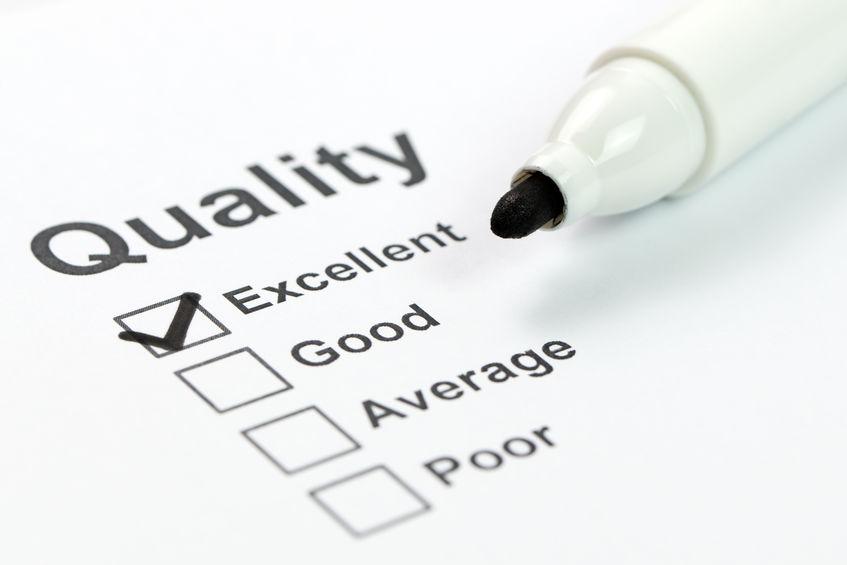 Beruhigt Sie der Anschein? Oder wollen Sie lieber Klarheit, Sicherheit und mehr Erfolg? Qualität ist kein Papier: Nur erlebbare Qualität zählt! Investieren Sie in echte Qualität, die Sie wirklich weiter bringt! Checks, Audits und Qualitätsoptimierung