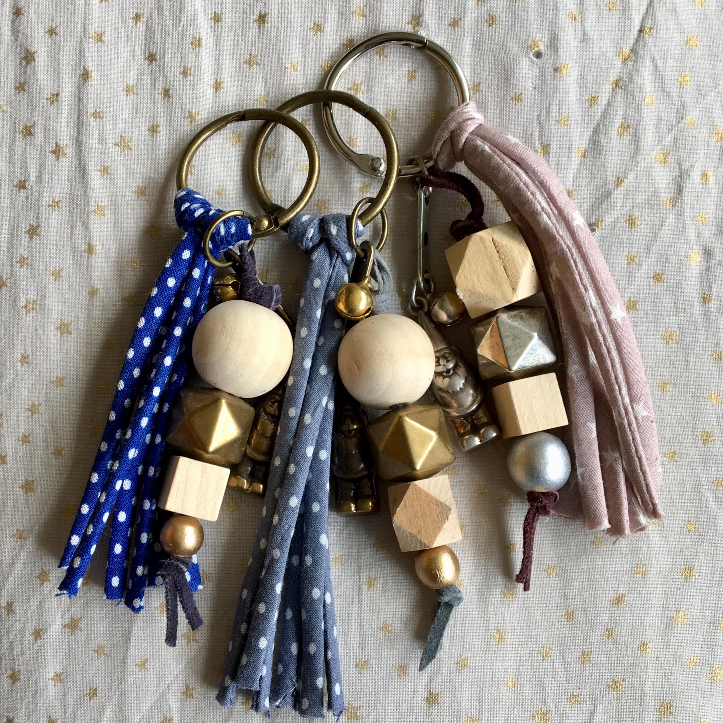 Porte-clés enfants