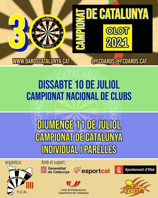 30 Campionat de Catalunya: Olot 2021