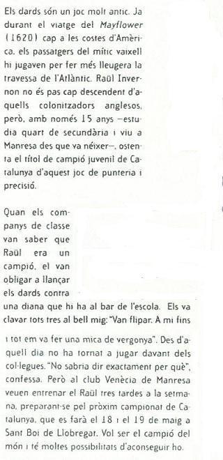 Parte donde hablan de Raúl