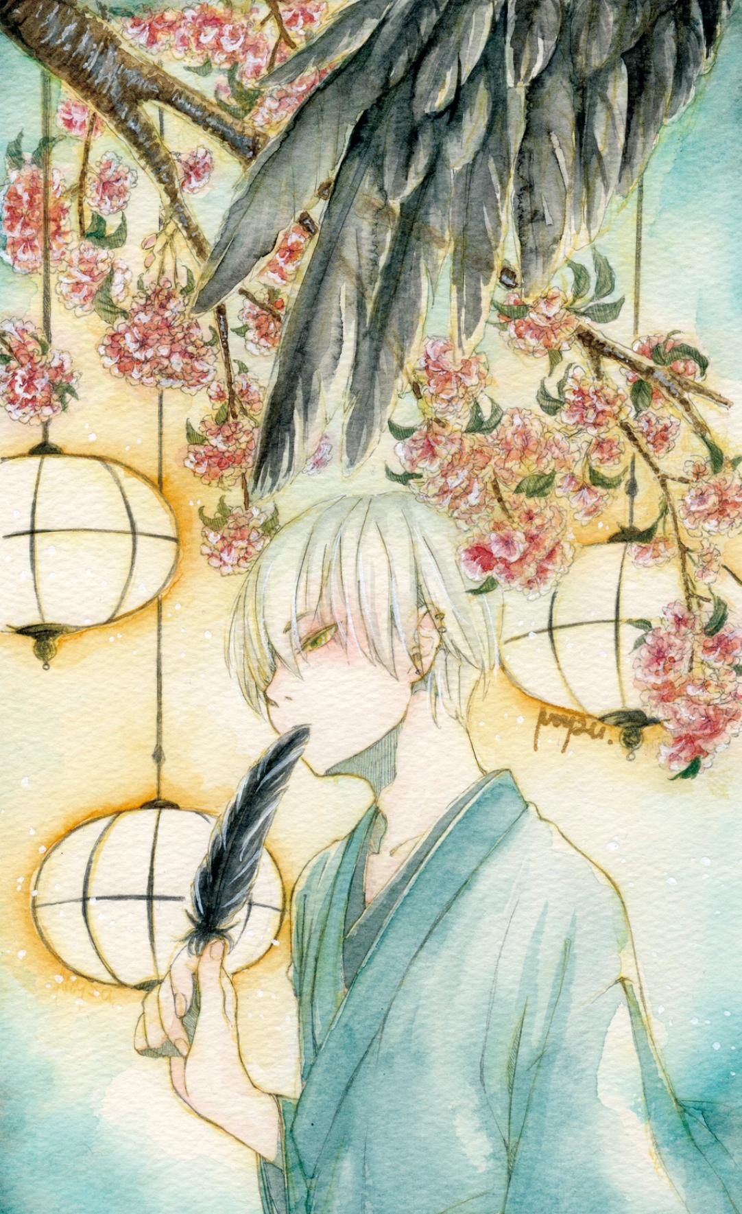 八重咲く桜