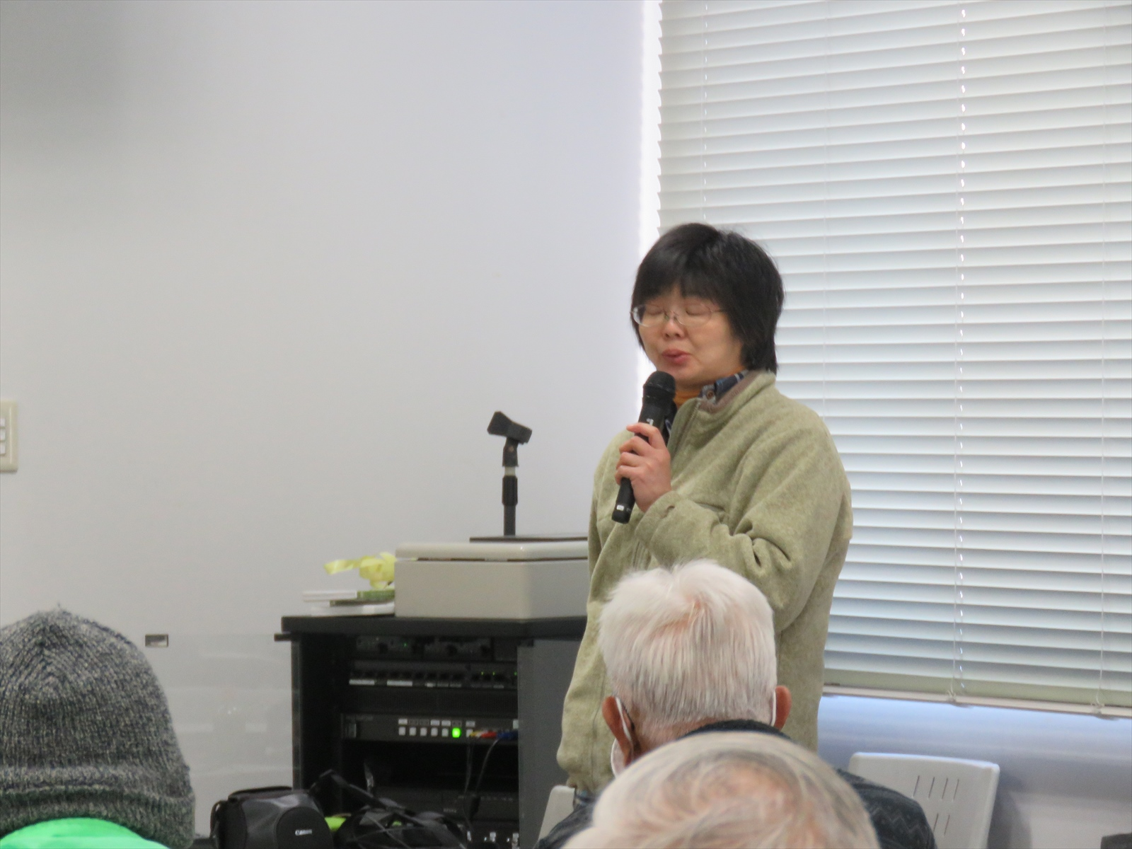 神奈川県立生命の星・地球博物館 加藤学芸員の講義