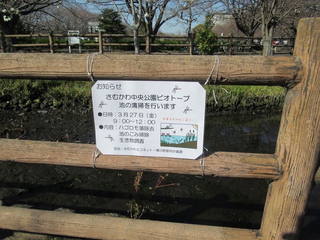 3月25日_27日かい堀りのポスター