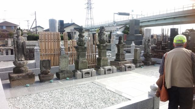 大森一族の墓