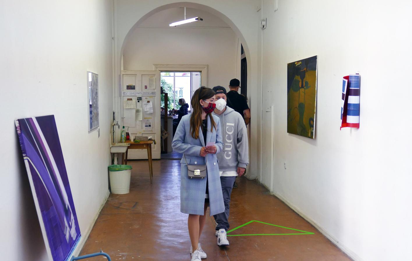 artspring berlin - Wochenende der offenen Ateliers
