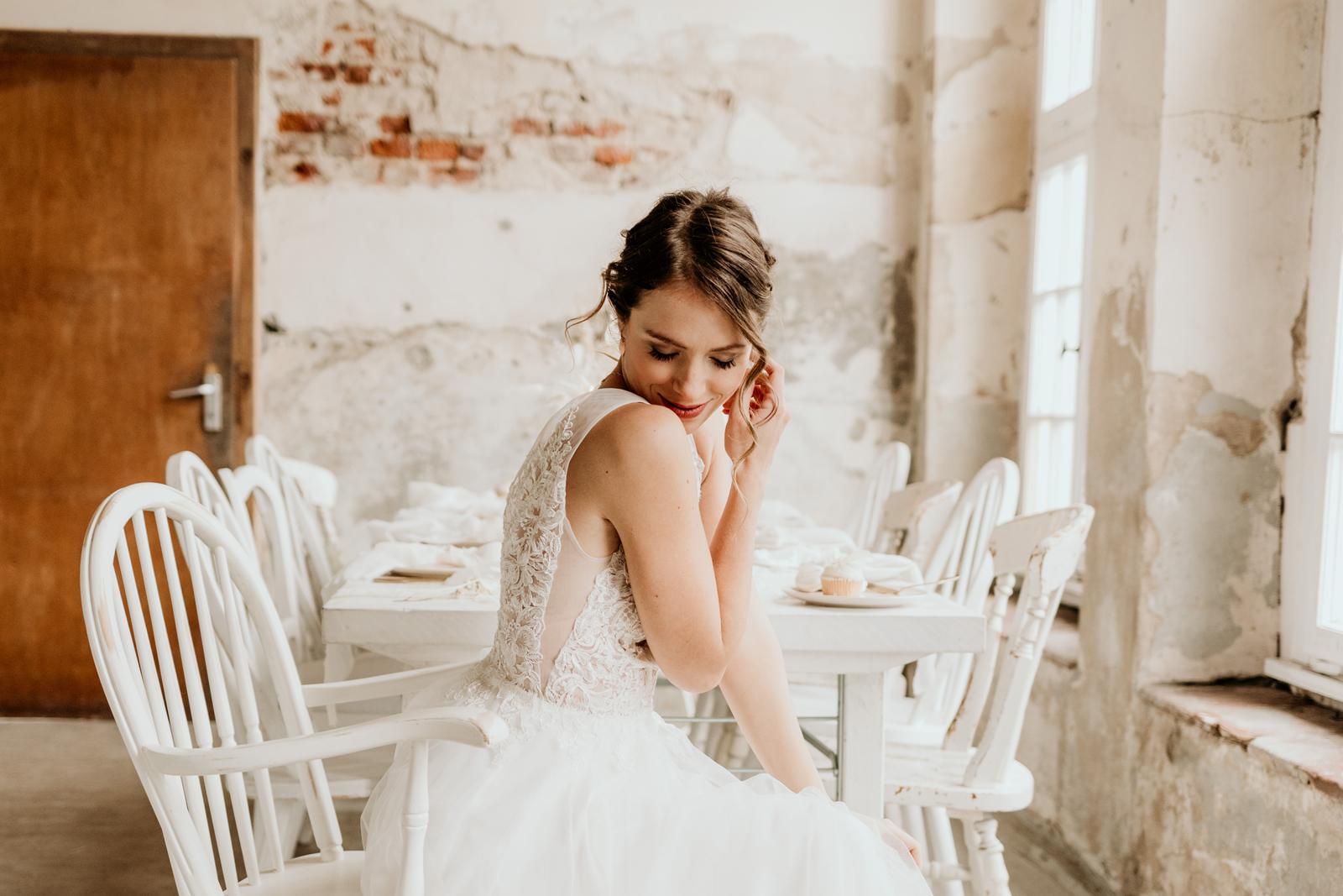 Boho Hochzeit Schloß Diersfordt Wesel