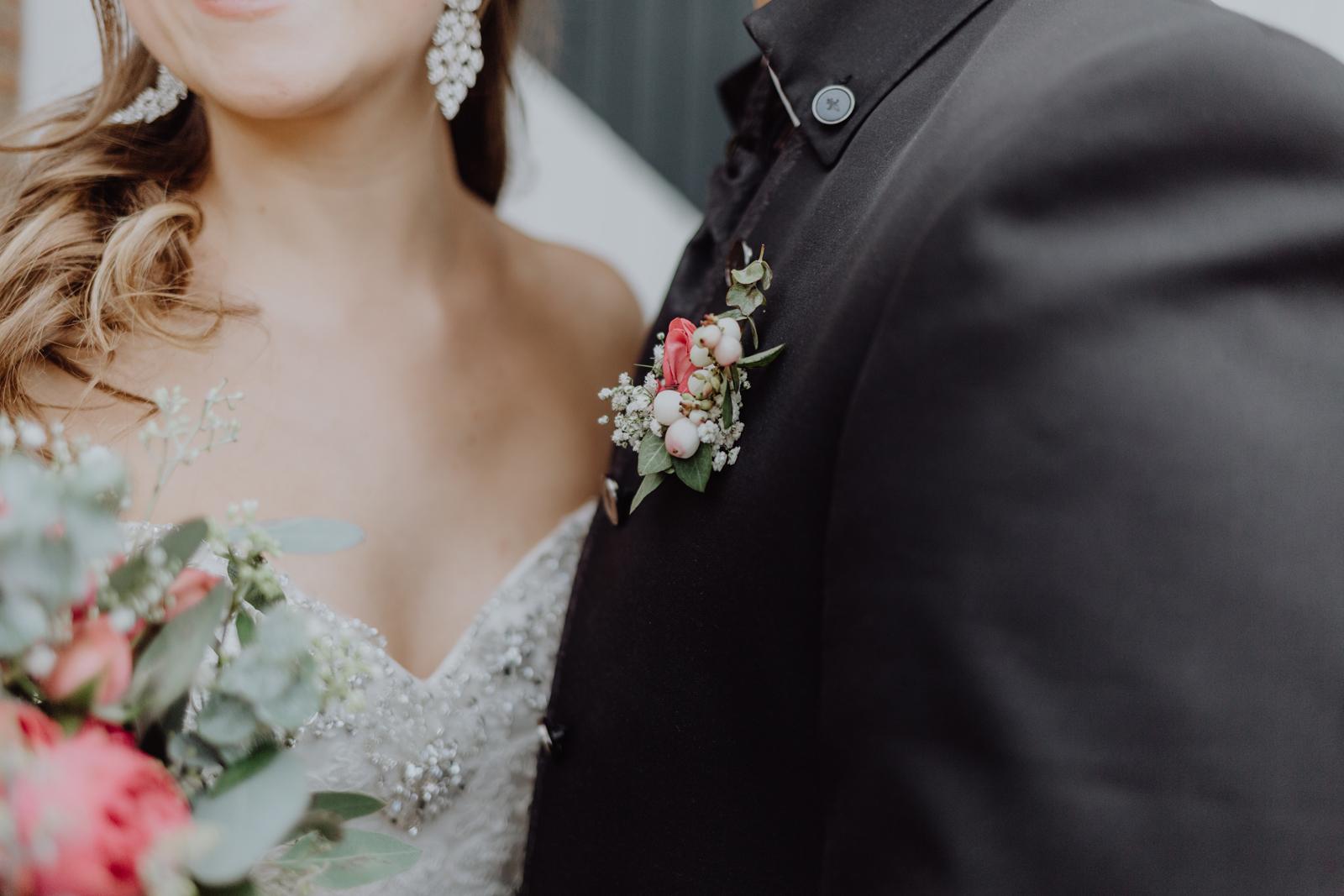 Hochzeit auf Burg Konradsheim in Erftstadt / Lisa & Sven