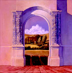'The Doorway/ Sold