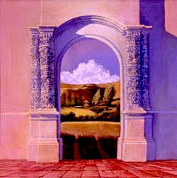 'The Doorway/ Sold