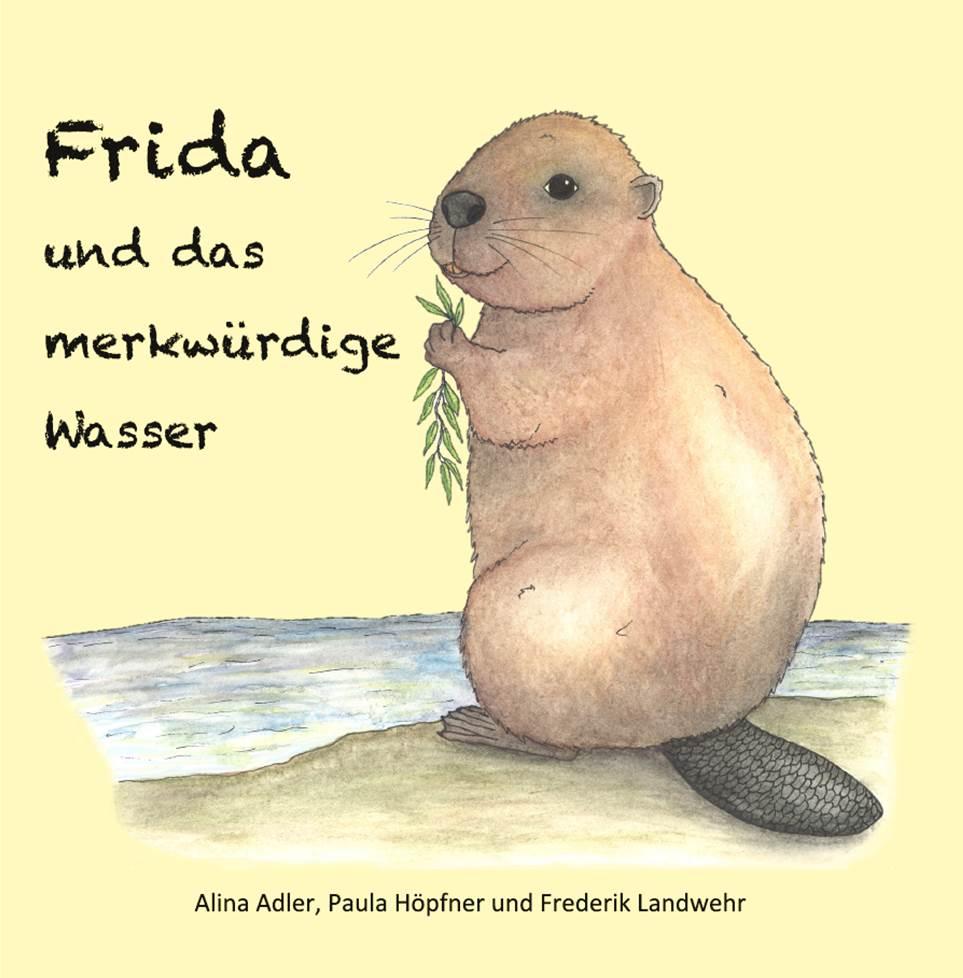 """Kinderbuch """"Frida und das merkwürdige Wasser"""""""