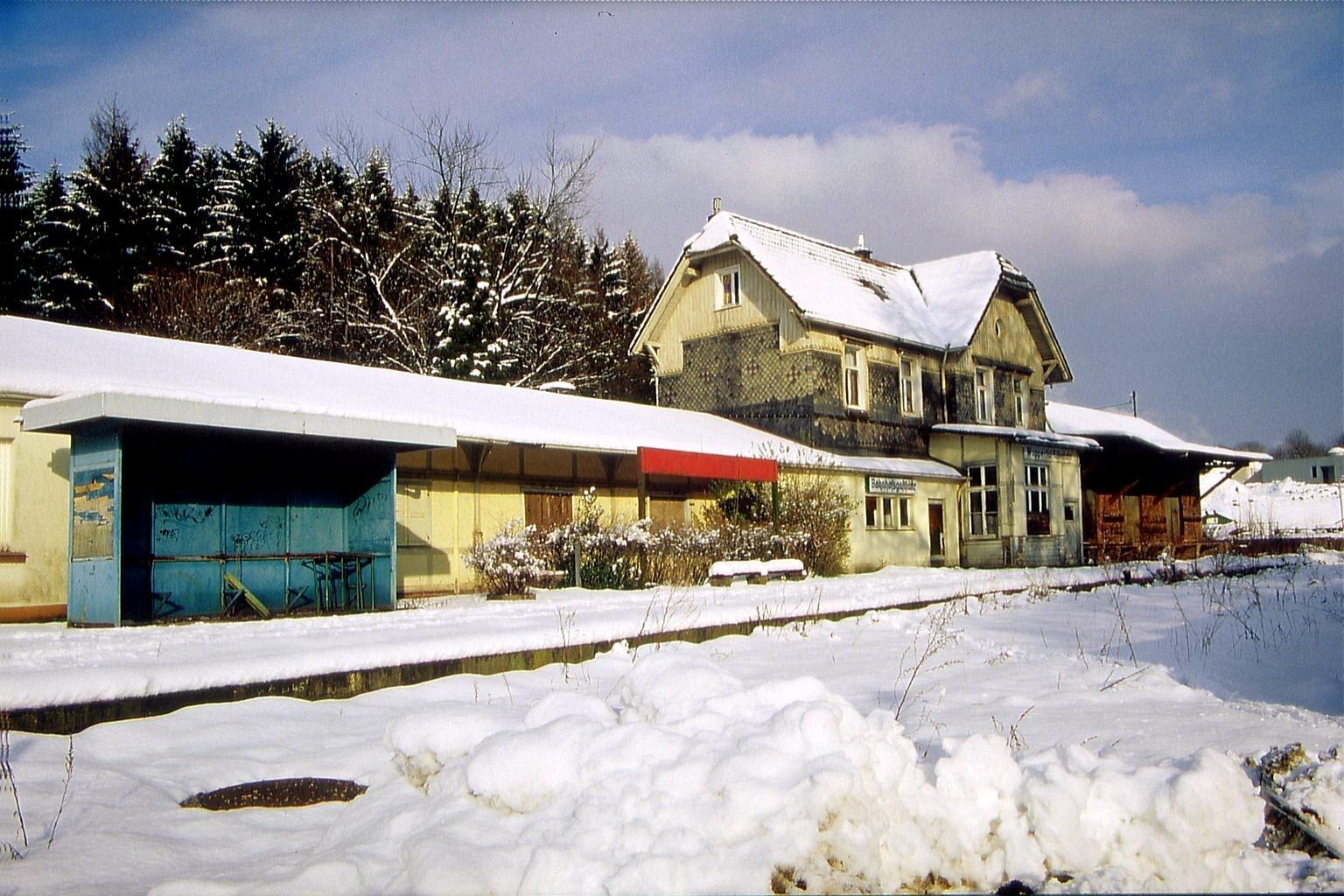 Bahnhof Küllenhahn
